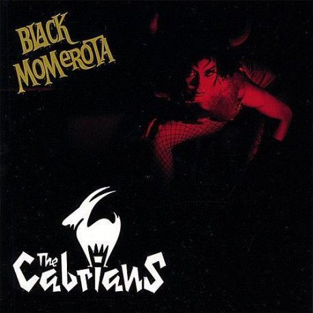 THE CABRIANS-BLACK MOMEROTA