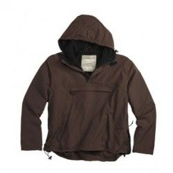 Windbreaker marron