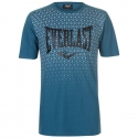 Camiseta Everlast azul geometric