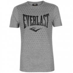 Camiseta Everlast gris geometric