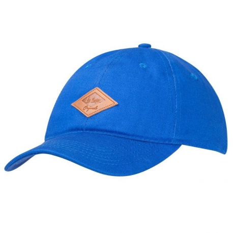 Gorra Lee Cooper azul royal