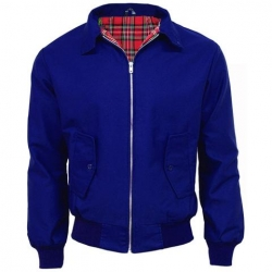 Harrington Royal blue