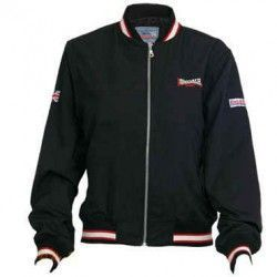 CHAQUETA LONSDALE Ladies Jacket SPIDER Black