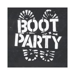 Chapa boot party