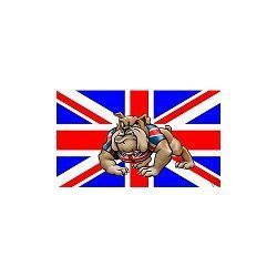 CHAPA BRITISH BULLDOG